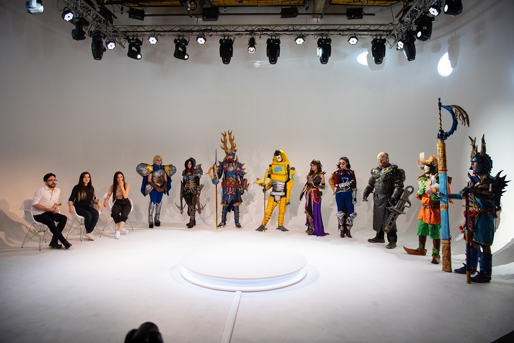 Argentina Game Show 2020