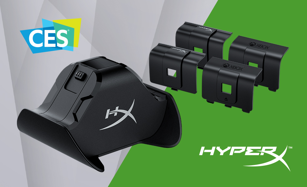 HyperX presentó productos para PC y Consolas en la CES 2021   Tecno, Accesorios, Noticias, Tecnologia   Nomicom