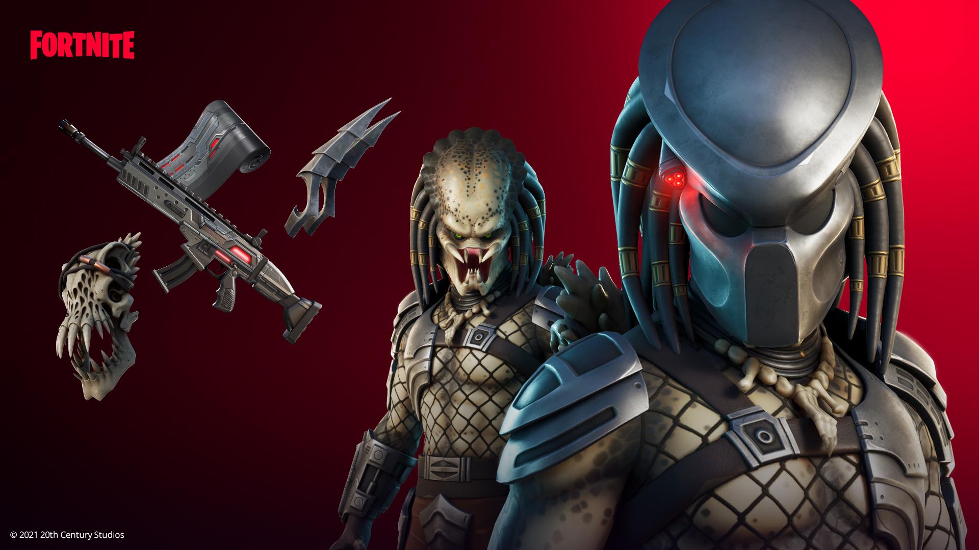La especie más temida, el Depredador, llega a Fortnite   Noticias, Fortnite, Gaming, iOS, Juegos, Nintendo, PC, PS4, PS5, Switch, Videojuegos, Xbox, Xbox One   Nomicom