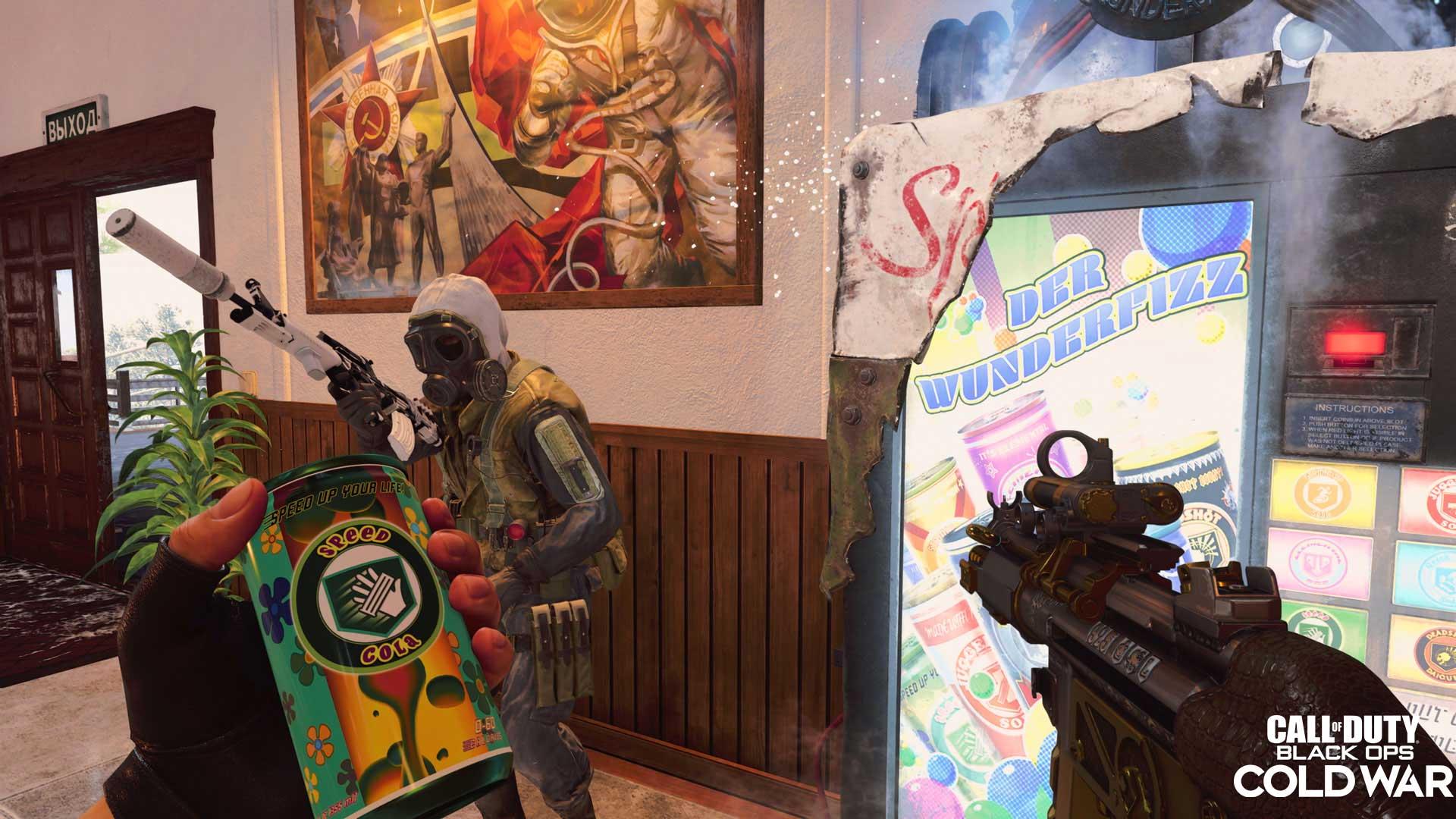 Black Ops Cold War: Brote. Una nueva forma de experimentar Zombies a gran escala en la Temporada Dos | Noticias, Juegos, PC, Populares, PS4, PS5, Xbox | Nomicom