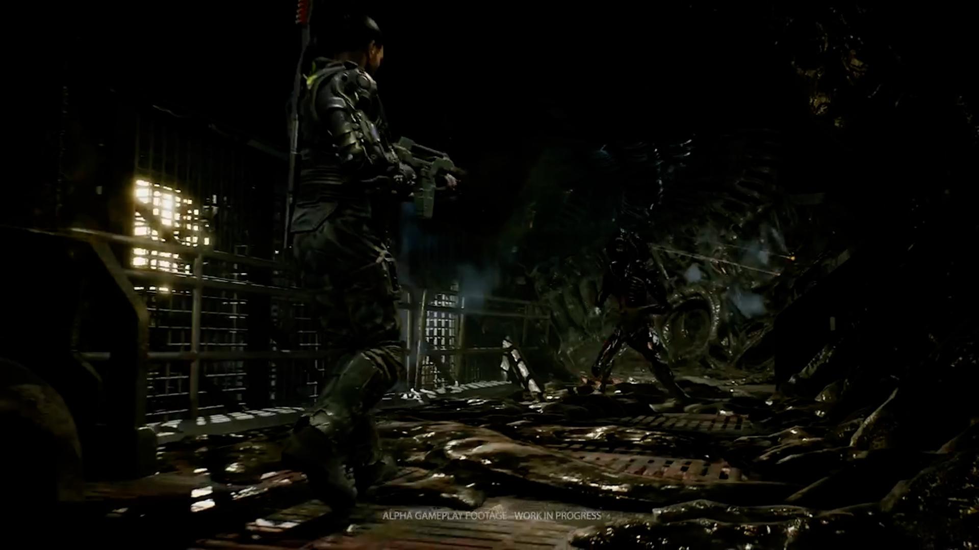 Aliens Fireteam muestra en su primer gameplay