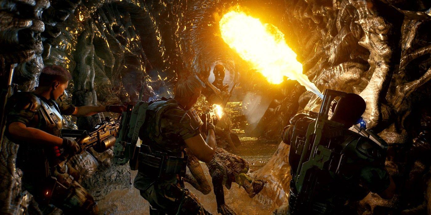 Aliens: Fireteam nuevo juego supervivencia