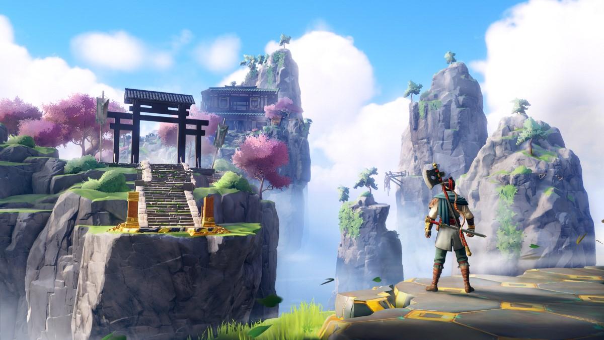 Immortals Fenyx Rising DLC Mitos del Reino del Este