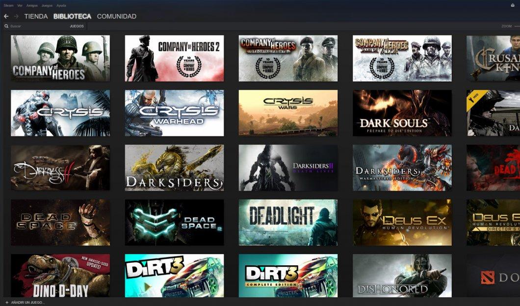 Cómo jugar en Steam sin conexión a internet