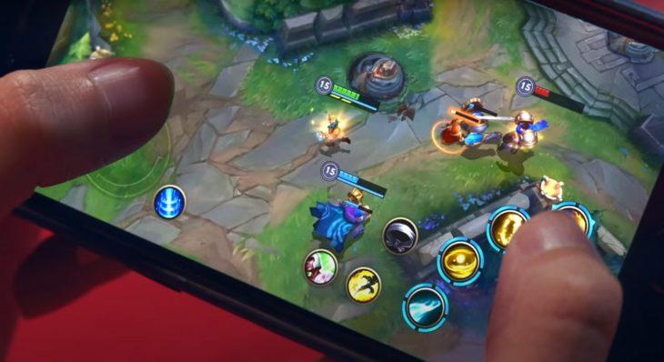 ¿Cuáles son los celulares compatibles para jugar League Of Legends: Wild Rift?