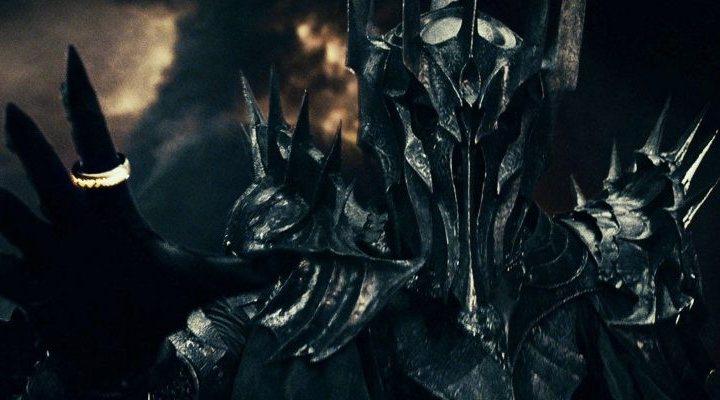 el señor de los anillos villano