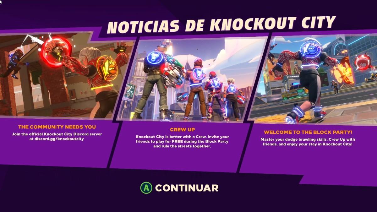 Knockout City beta