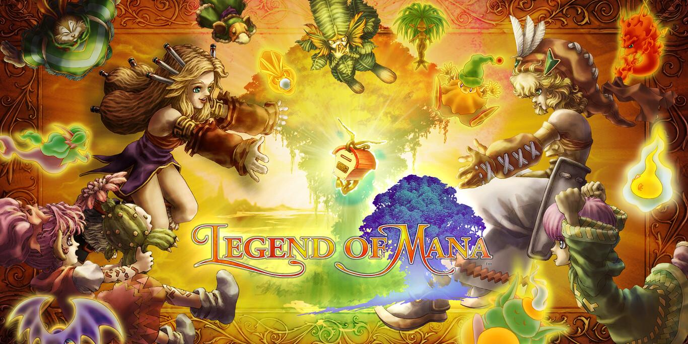 Legend Of Mana Remastered fecha de lanzamiento