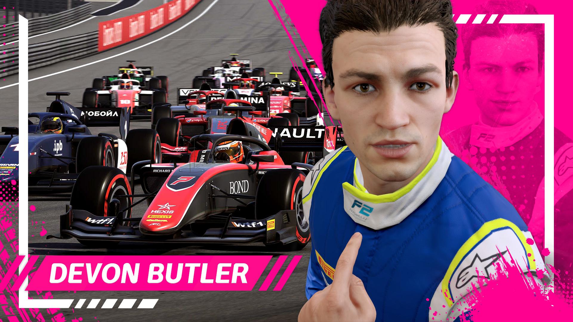 Devon Butler F1