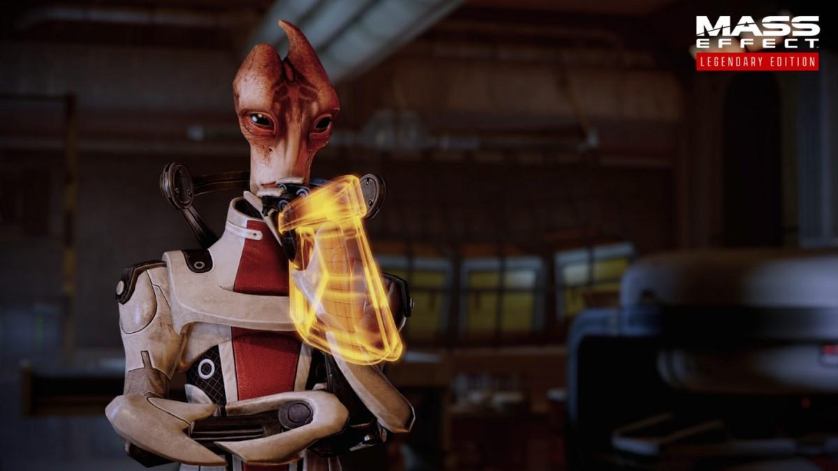 Mass Effect Legendary Edition collector edition