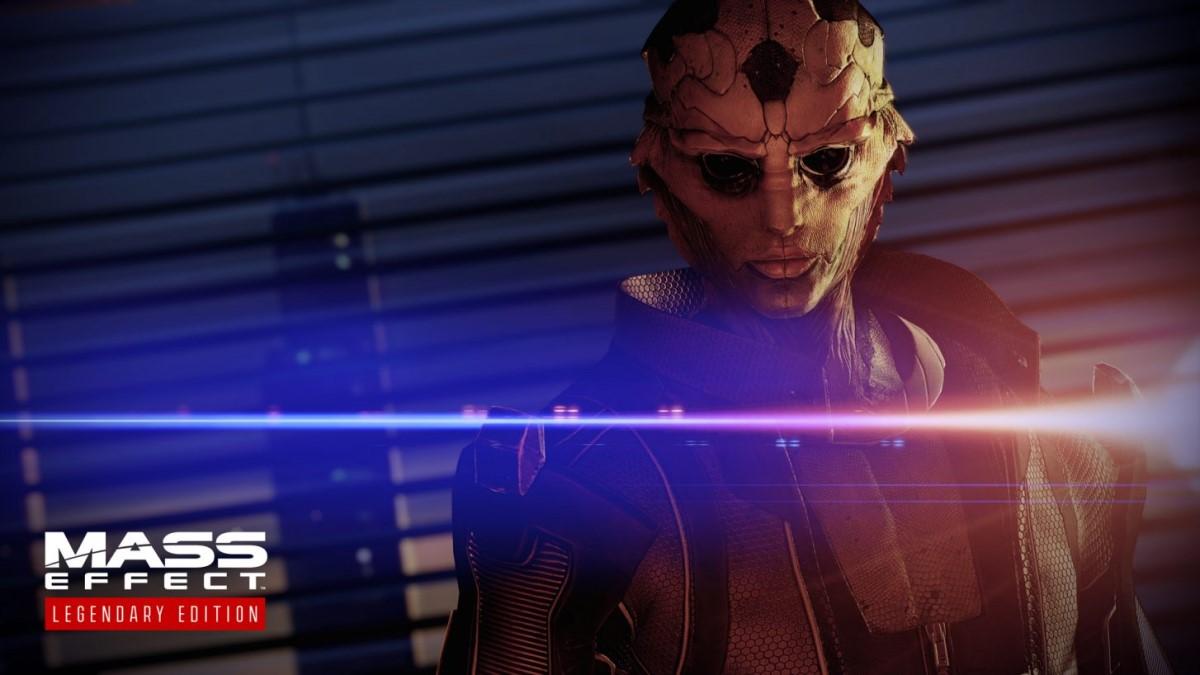 Mass Effect Legendary Edition switch
