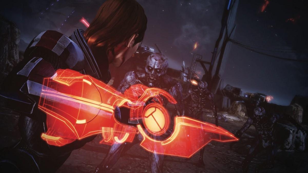 Mass Effect Legendary Edition game pass