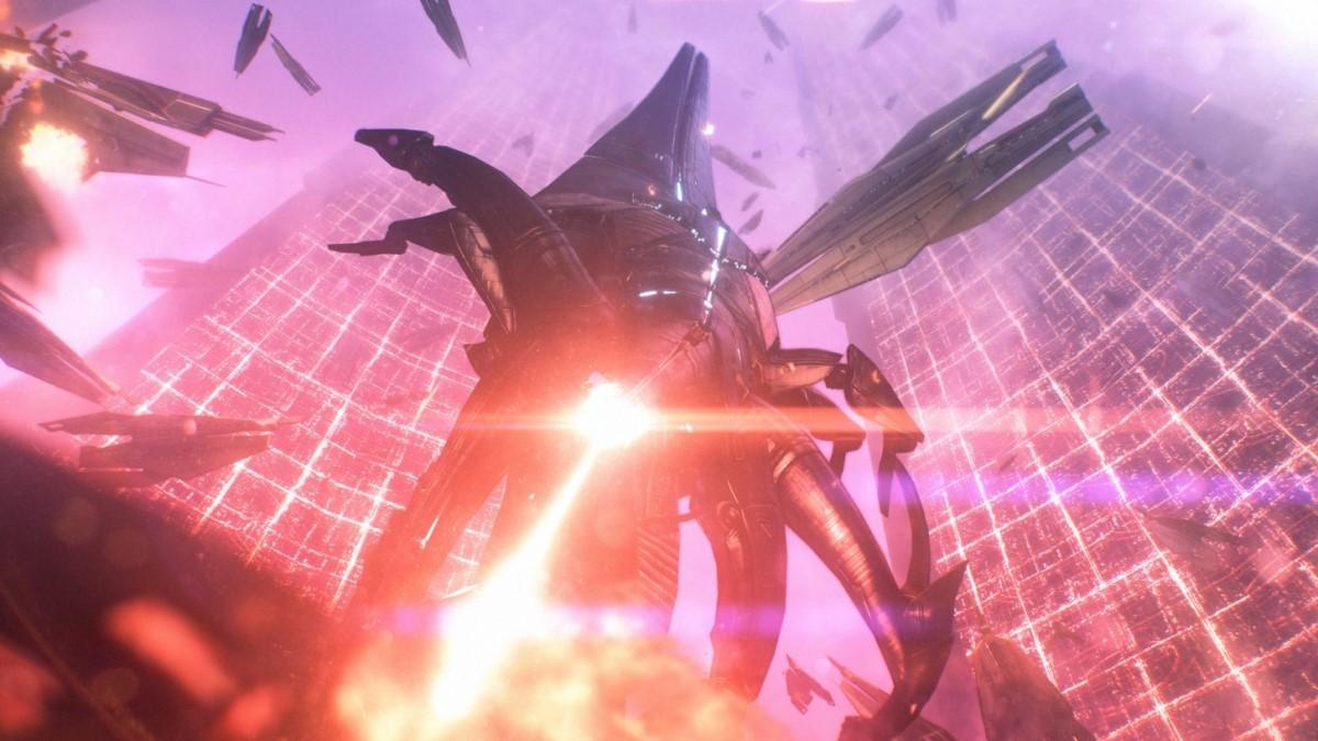 Mass Effect Legendary Edition ps5