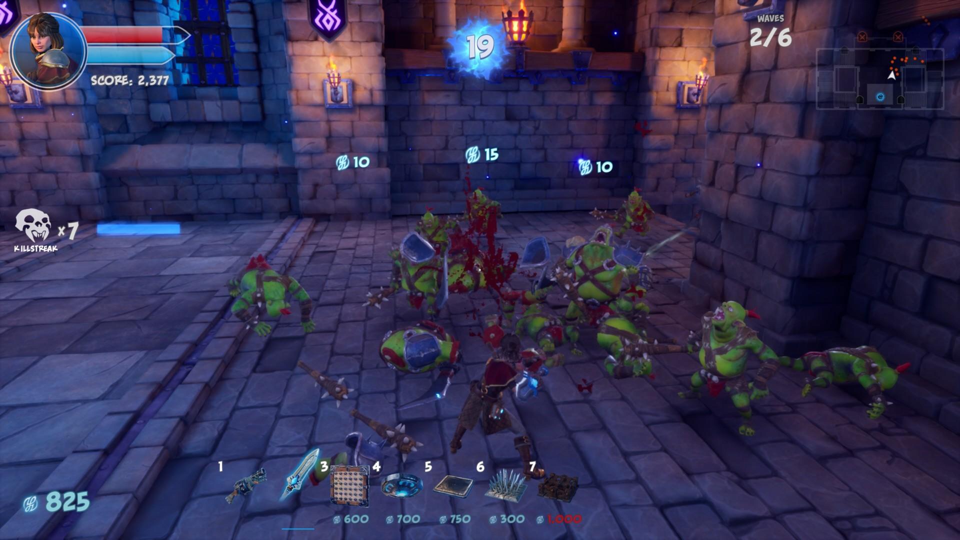 orcs must die 3 elementos