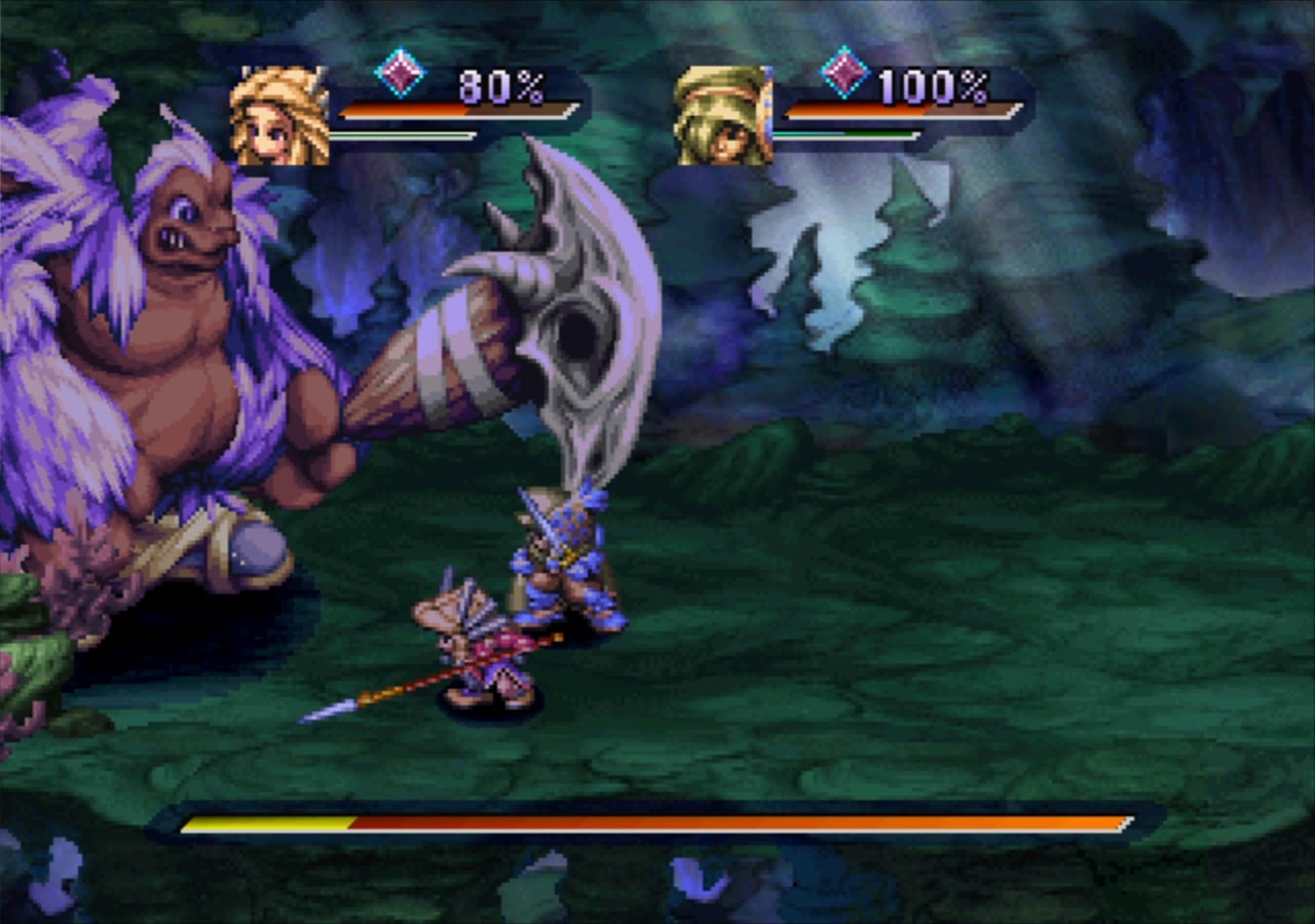 Legend Of Mana Remastered switch