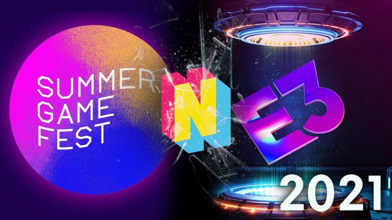Disfruta de la Summer Game Fest 2021 y E3 2021 en vivo en Nomicom