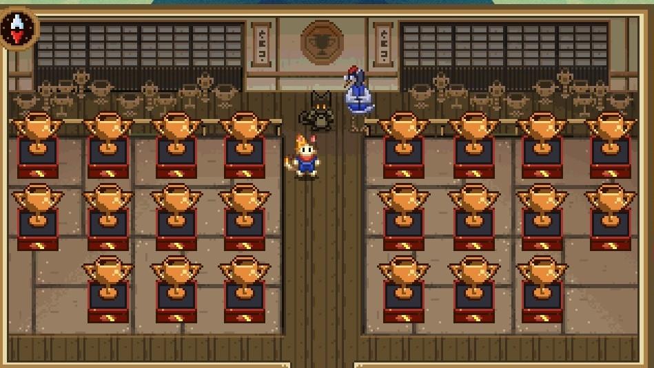 ciudad tanuki juego google