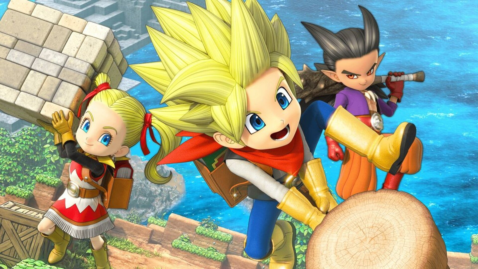 dragon quest builders 2 Xbox Game Pass Julio 2021