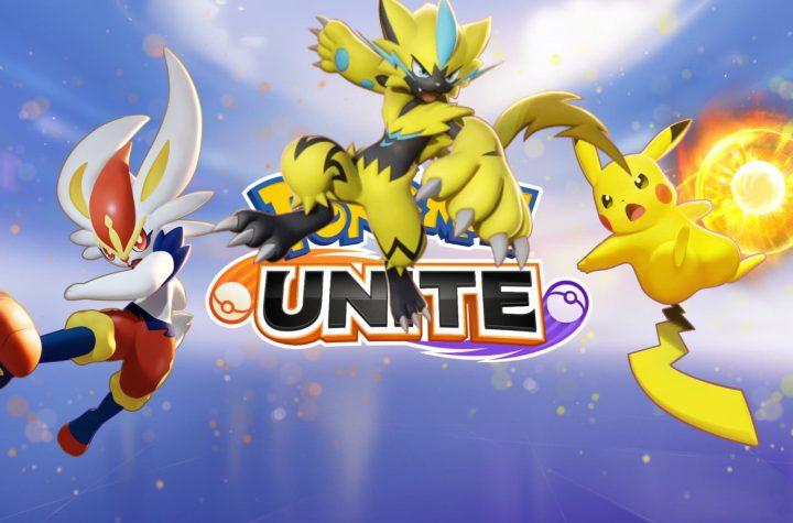 pokémon unite 2