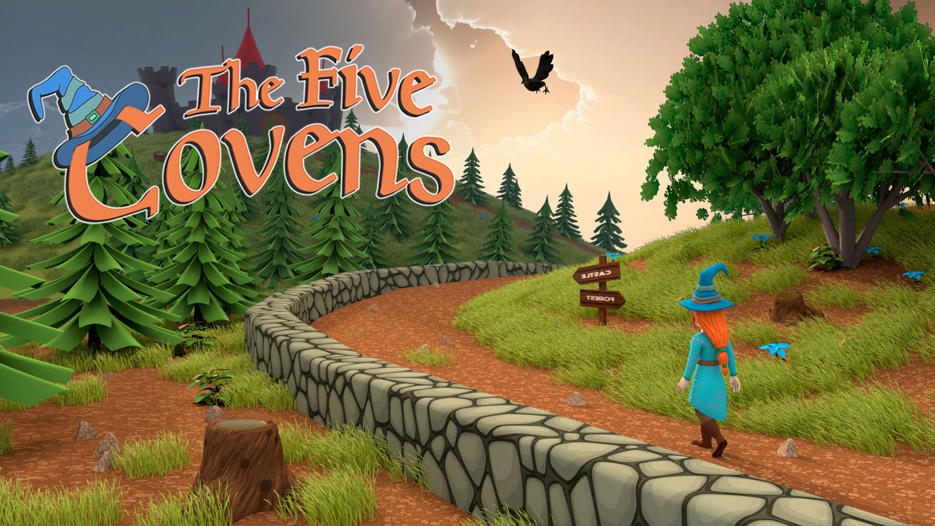 the five covens
