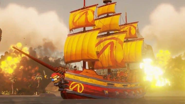 borderlands crossover sea of thieves gamescom 2021 760x428