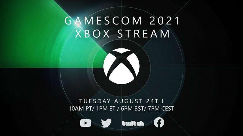 todos los horarios de xbox para la gamescom