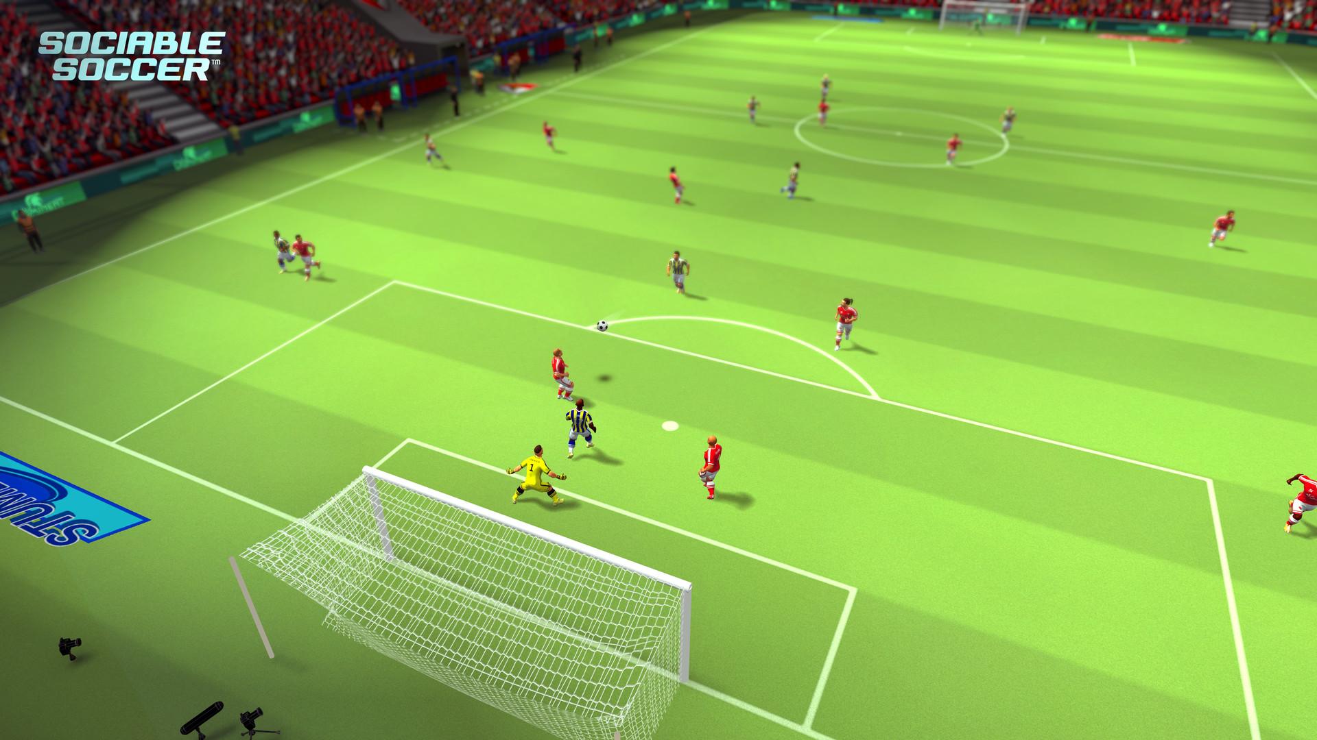 Sociable Soccer '22