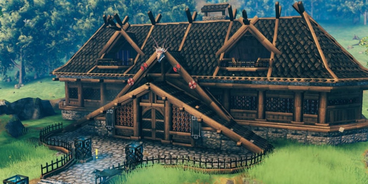 Valheim Heart & Home