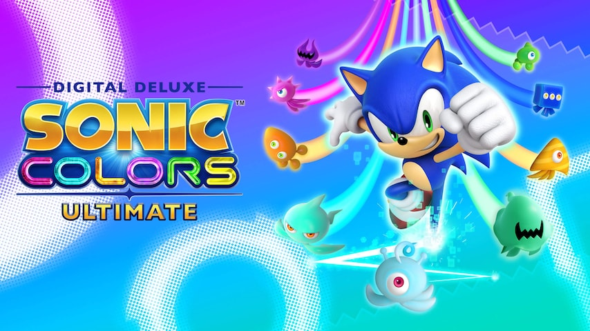Pack Digital Deluxe Sonic Colors Ultimate